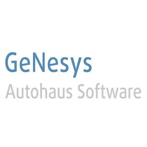 GeNesys Autohaus Software - Logo