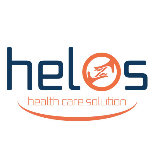 Referenz - Logo Helos health care solution