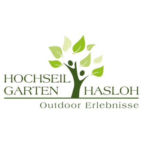 Hochseilgarten Hasloh - Logo
