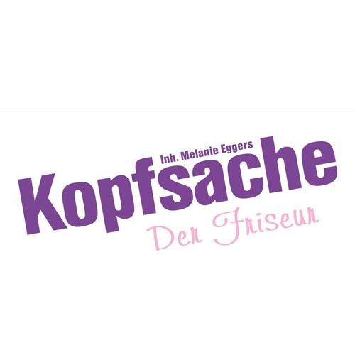 Kopfsache der Friseur - Logo