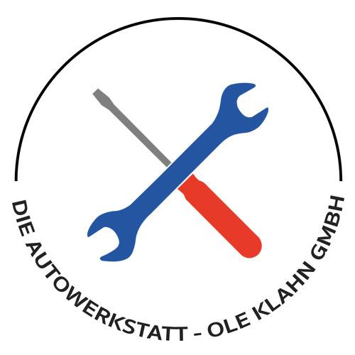 Referenz - Die Autowerkstatt Ole Klahn - Logo