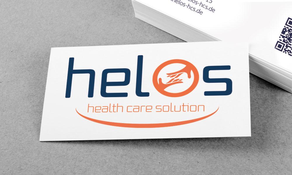 Referenz - HELOS health care solution