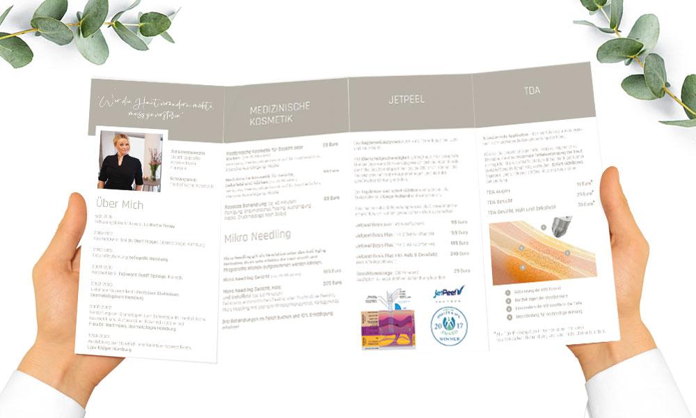 Referenz - Sara Hennemann medical cosmetics